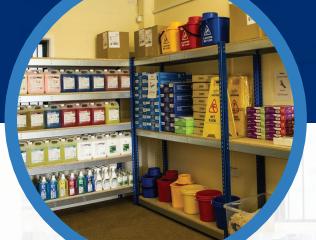 Cleaning & Hygiene Supplies